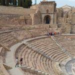 El teatro romano de Cartagena, todo un emblema arquitectónico