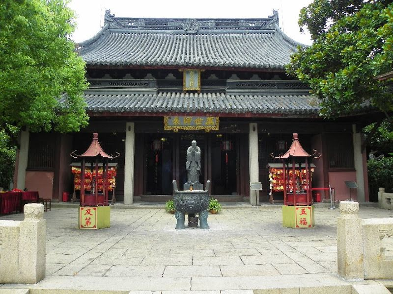 templo confucio shanghai