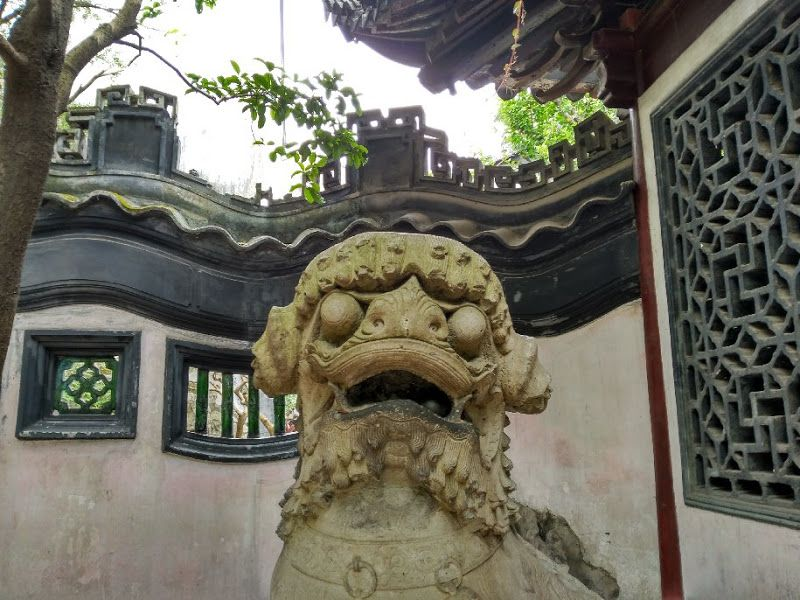 dragon yuyuan garden