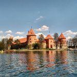 Visita al Castillo de Trakai desde Vilna, la joya medieval de Lituania