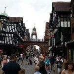 Chester, el legado romano en el centro de Inglaterra