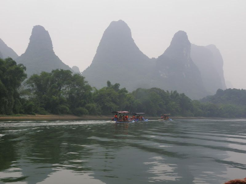 crucero rio li guilin china