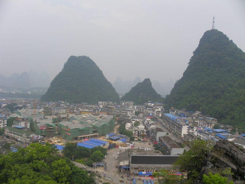 landscape yangshuo main street
