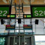Vuelo de Madrid a Shanghai, inicio del viaje a China