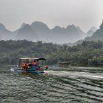Excursión desde Guilin: Crucero por el rio Li, Xingping y Yangshuo
