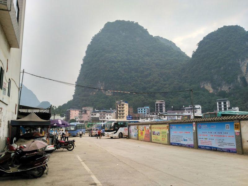 estacion autobuses yangshuo