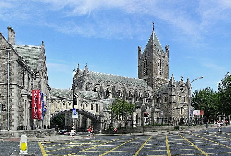 Catedral de Christ Church en Dublin
