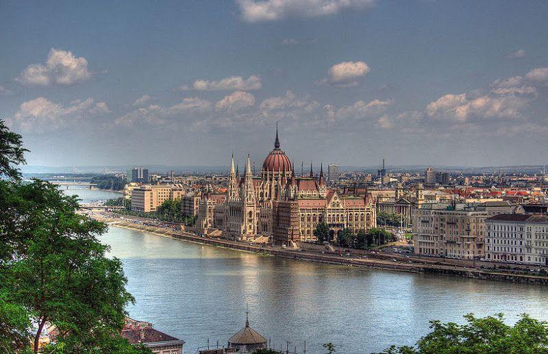 rio danubio parlamento budapest