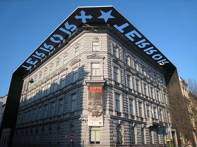 museo terror avenida andrassy budapest