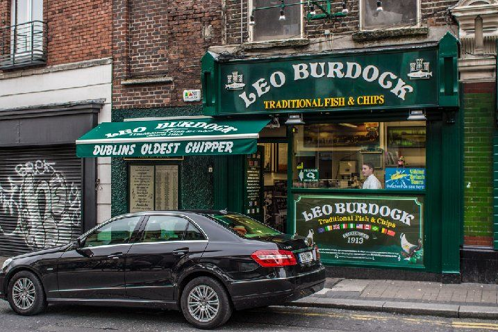 leo burdock fish chips dublin