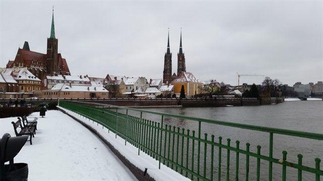 Breslavia, bonita ciudad de Polonia