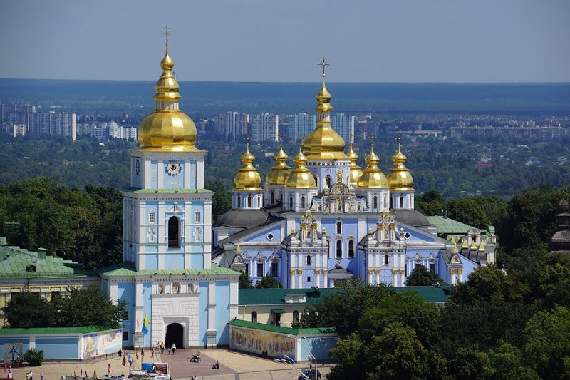 iglesia ortodoxa kiev ucrania