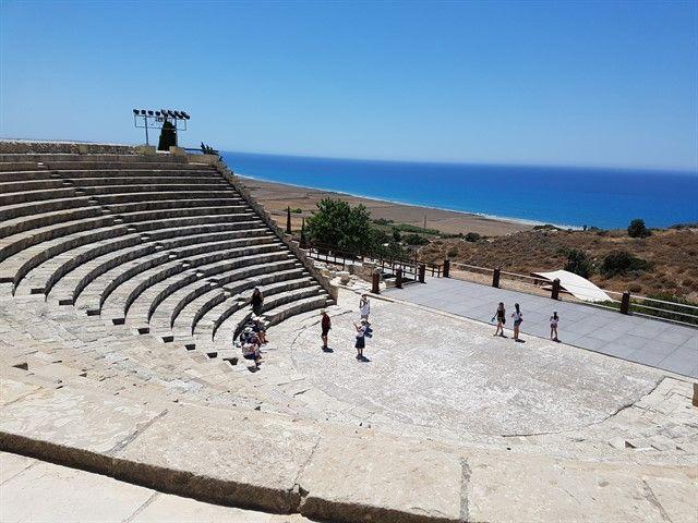 Anfiteatro de Kourion