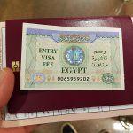 Visado para Egipto: precio y cómo conseguirlo