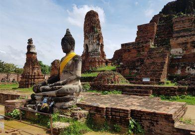 Ayutthaya, la antigua capital de Tailandia y un legado espectacular