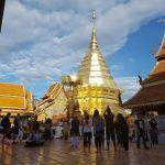 Templo Wat Phrat Doi Suthep, el emblema de Chiang Mai