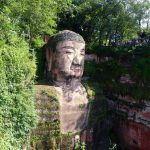 El Gran Buda de Leshan, la estatua de Buda esculpida en piedra más grande del mundo