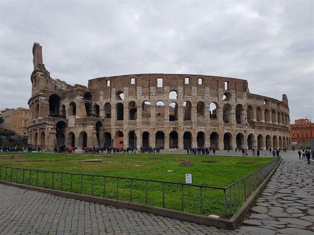 Visita al Coliseo Romano
