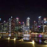 Singapur de noche: primeras impresiones de este interesante país