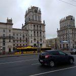 De Minsk a Varsovia y fin al viaje por el este de Europa