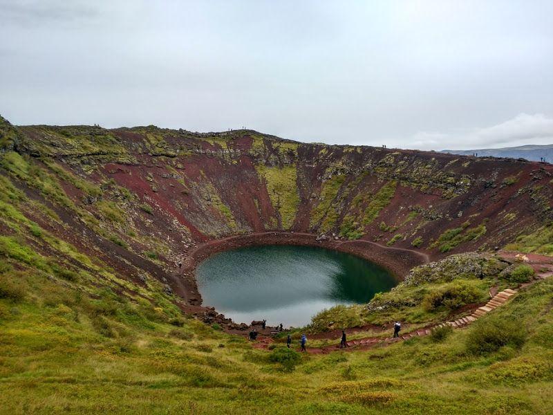 kerid crater islandia