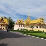 Día en Nom Pen visitando el Palacio Real y Wat Phnom