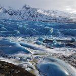 Sur de Islandia: La laguna glaciar de Jökulsárlón y Svínafellsjökull