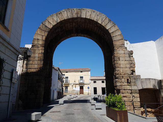 Arco romano de Trajano