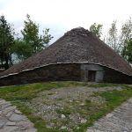 O Cebreiro, la aldea que hace de puerta de entrada a Galicia