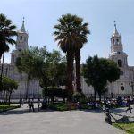 Arequipa: día visitando la Ciudad Blanca del sur de Perú
