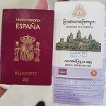 Visado para Camboya: precio y cómo conseguirlo