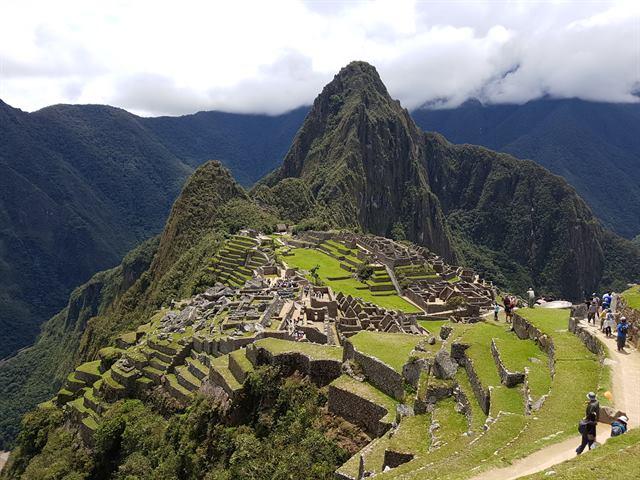 Machu Picchu, uno de los sitios donde afecta el mal de altura