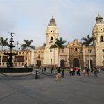 Visita a la catedral y Plaza de Armas de Lima