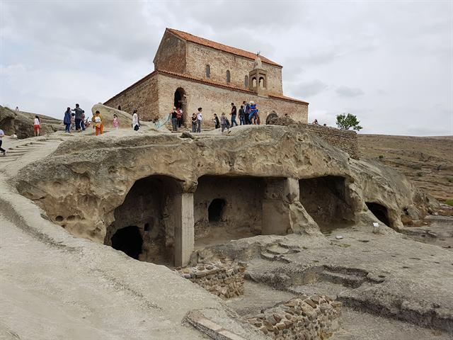 Iglesia en Uplistsikhe