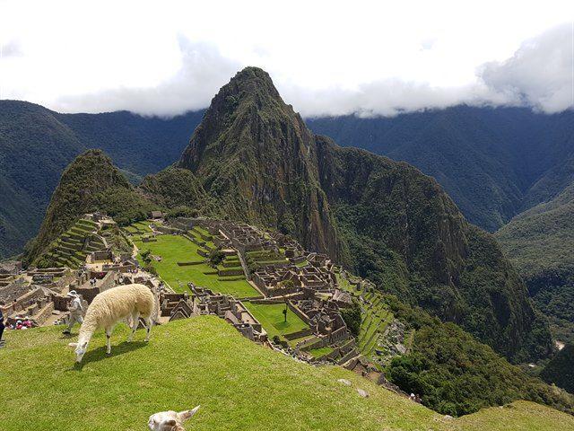 Machu Picchu, una auténtica maravilla en Perú