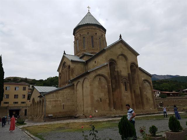 El monasterio de Samtavro, en Mtskheta
