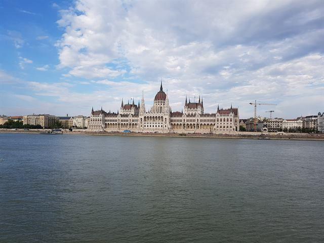 Parlamento de Hungría, algo que ver en 5 días