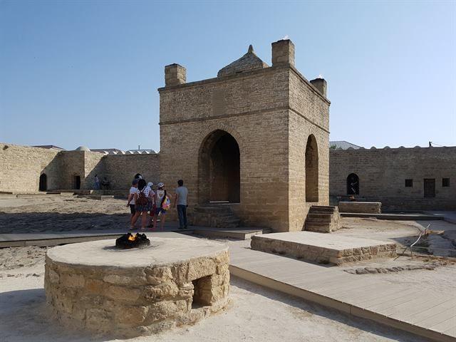 Templo del Fuego de Atashgah
