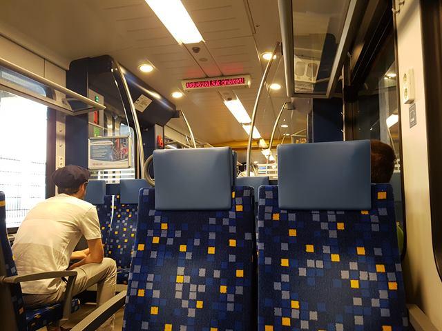 Tren de Budapest a Esztergom