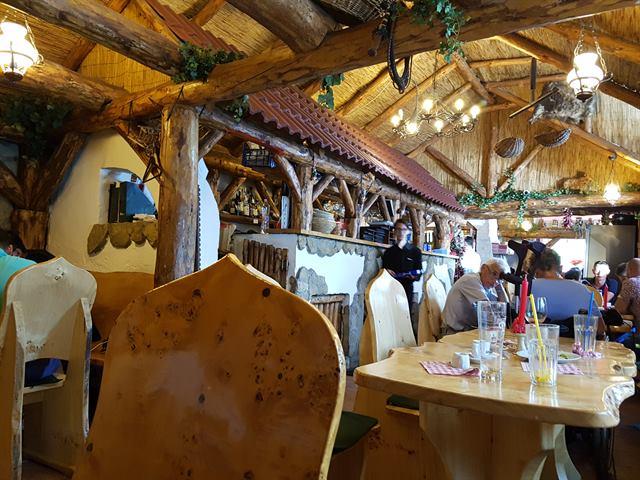 Restaurante Paprika Vendéglo, en Budapest