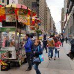 Cómo y dónde comer barato en Nueva York