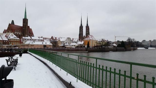 Breslavia, una de las ciudades que visitar en una semana en Polonia