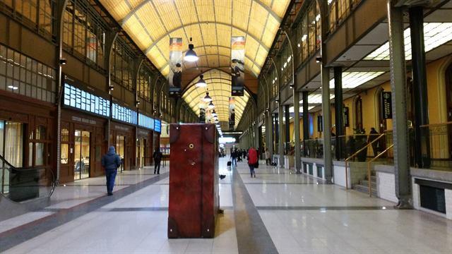 Estación de tren de Breslavia