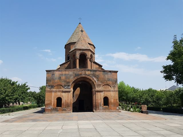 Iglesia de Choghagat