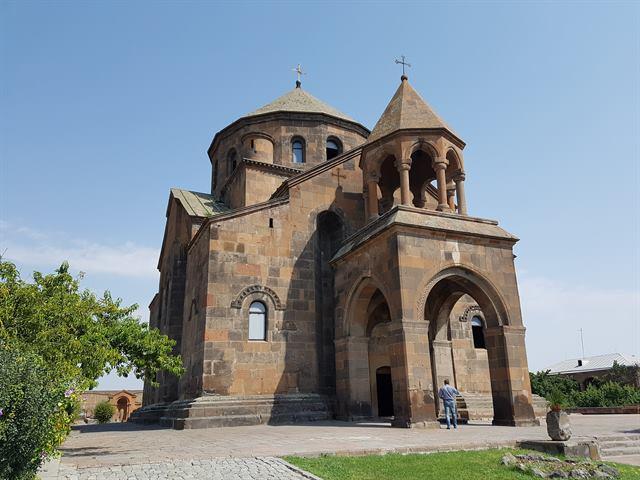 Iglesia de Santa Hripsime