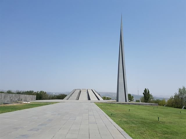 Memorial del Genocidio Armenio
