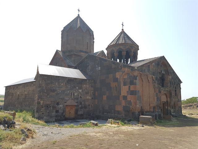 Monasterio de Hovhannavank