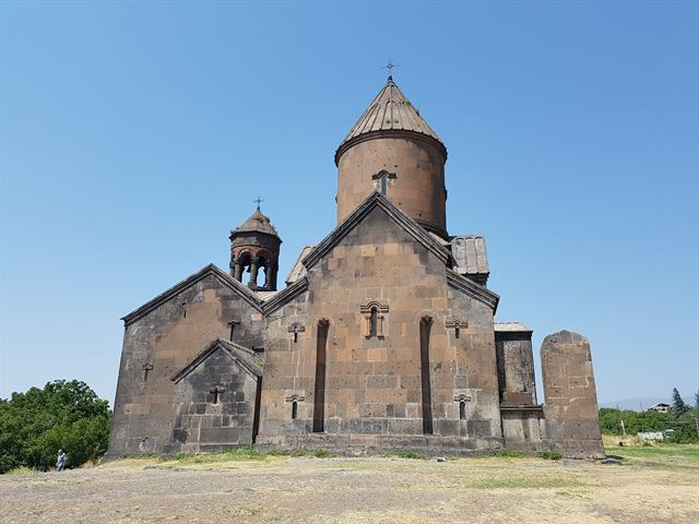 Monasterio de Saghmosavank