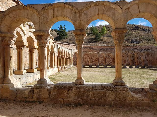 monasterio arcos san juan duero