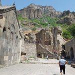 Ruta por los alrededores de Ereván, la capital de Armenia